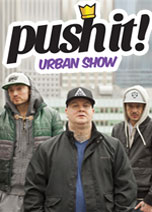 Club Dogo Push It - Urban Show