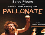 Salvo Piparo in PALLONATE